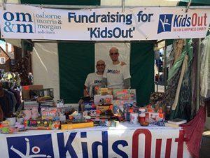 Market Stall for KidsOut
