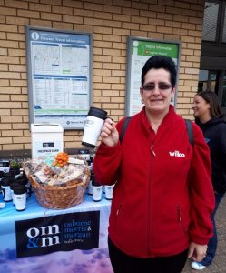 Did you see us at Leighton Buzzard Railway Station?