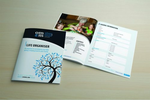 Get organised in 2018 with our Life Organiser