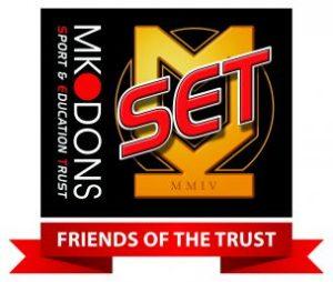 MK Dons SET Logo