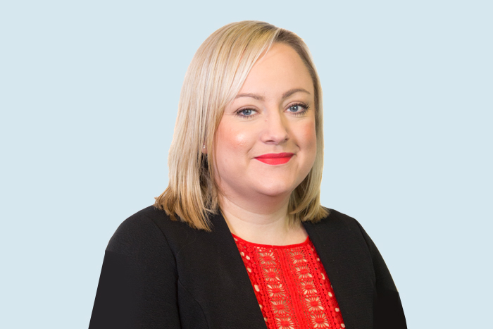 Laura Everitt head of Conveyancing & Trusts