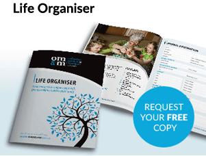 Digital Legacy Life Organiser