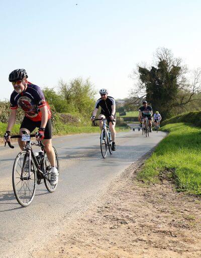 MK Cycle challenge