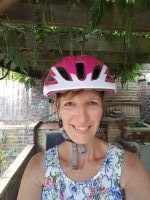 Annie's mission to cycle capital for cancer charities
