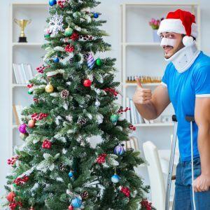 Personal Injury — stay safe this Christmas