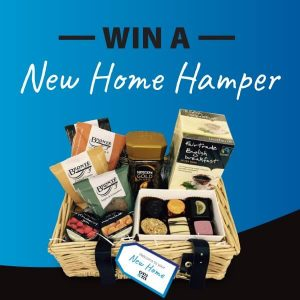 Looking to move home? Win a 'New Home' Hamper