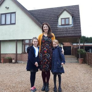 The Wallington family move into their dream home with the help of OM&M