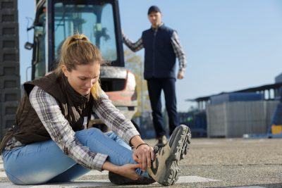 Top ten work accidents which can result in a Personal Injury claim