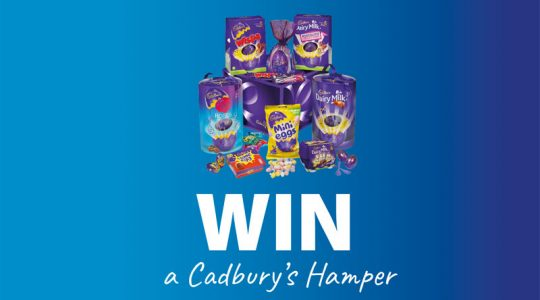 WIN a Cadbury Dairy Milk Easter Hamper