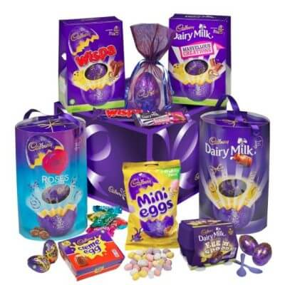 Easter treats for local family in Wills competition