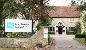 The Manor Hospital Beford