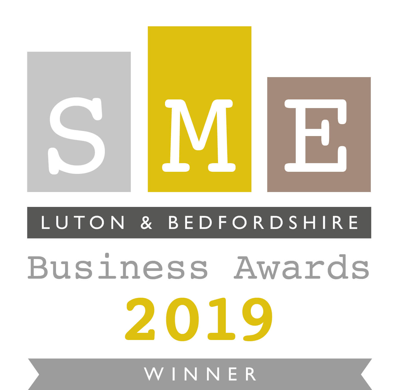 SME Luton Beds Business Award_Winner_2019