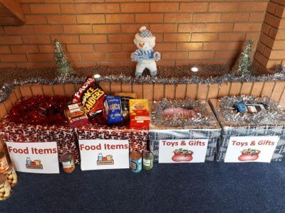 Salvation Army Appeal
