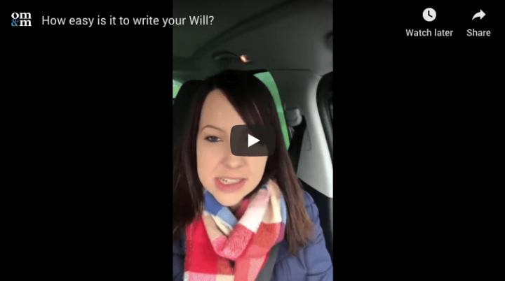 How easy is it to write your Will?