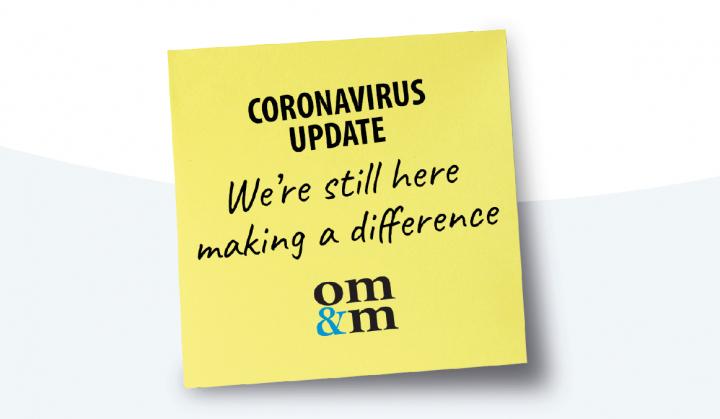 Coronavirus Update OMM