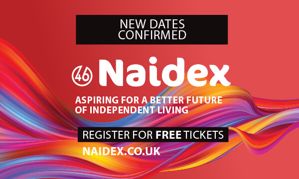 Naidex Tickets