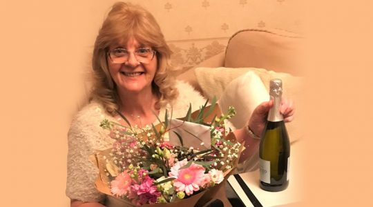 Mother's Day surprise treat for Linslade mum